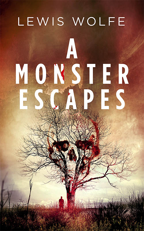 book cover of A Monster Escapes
